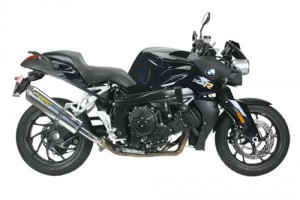 WYDECH TWO BROTHERS BMW K1200R/S 05-08 V.A.L.E.™ Slip-On