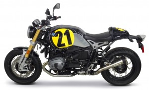 WYDECH TWO BROTHERS BMW R nineT Comp-S Slip-On