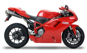 WYDECH TWO BROTHERS DUCATI 1098 / 1198 Dual V.A.L.E.™ Slip-On