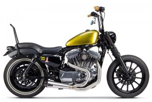WYDECH TWO BROTHERS HD Sportster 04-13 Comp-S 2-1