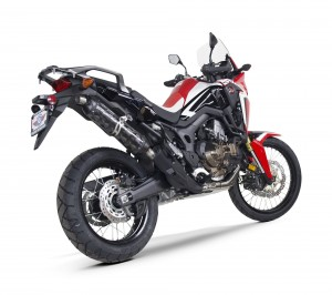 WYDECH TWO BROTHERS Honda Africa Twin S1R Slip-On