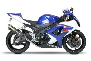 WYDECH TWO BROTHERS SUZUKI GSX-R 1000 07-08 V.A.L.E.™ Slip-On