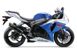 WYDECH TWO BROTHERS SUZUKI GSX-R 1000 09-16