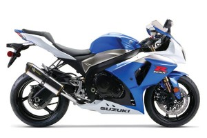 WYDECH TWO BROTHERS SUZUKI GSX-R 1000 09-16 Slip-On