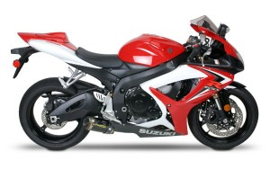 WYDECH TWO BROTHERS SUZUKI GSX-R 600/750 06-07 V.A.L.E.™ 4-2-1 Full