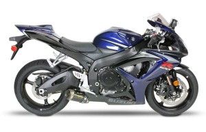 WYDECH TWO BROTHERS SUZUKI GSX-R 600/750 06-07 V.A.L.E.™ Slip-On