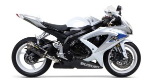 WYDECH TWO BROTHERS SUZUKI GSX-R 600/750 08-10