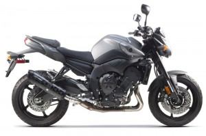 WYDECH TWO BROTHERS YAMAHA FZ8 13- M2 Slip-On