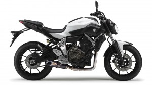 WYDECH TWO BROTHERS YAMAHA MT-07 S1R Full System